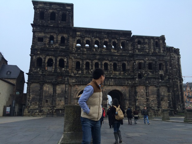 1216 罗马城墙